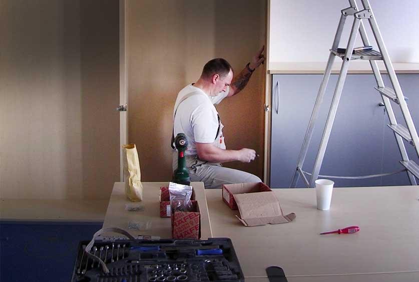 Möbelmontage Berlin montage und demontage möbeln küchen haustechnik und vielem